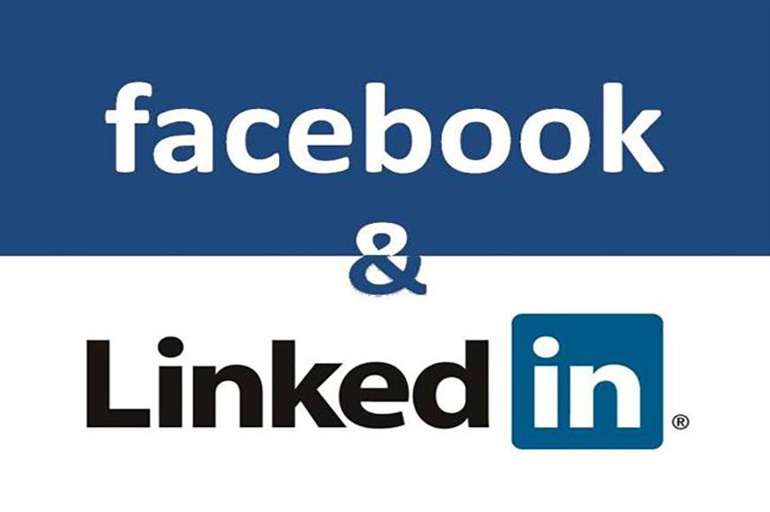 Attivi i canali Social Linkedin e Facebook