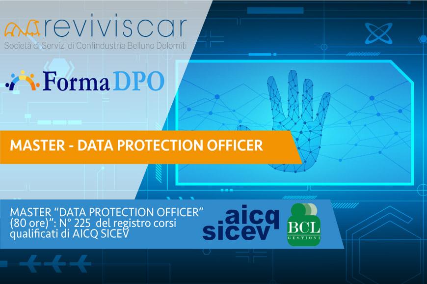 Master Data Protection Officer – DPO