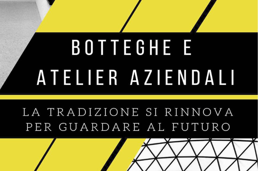 """Nuovo Bando Regione Veneto FSE """"Botteghe e Atelier aziendali"""" DGR 1987/2018"""