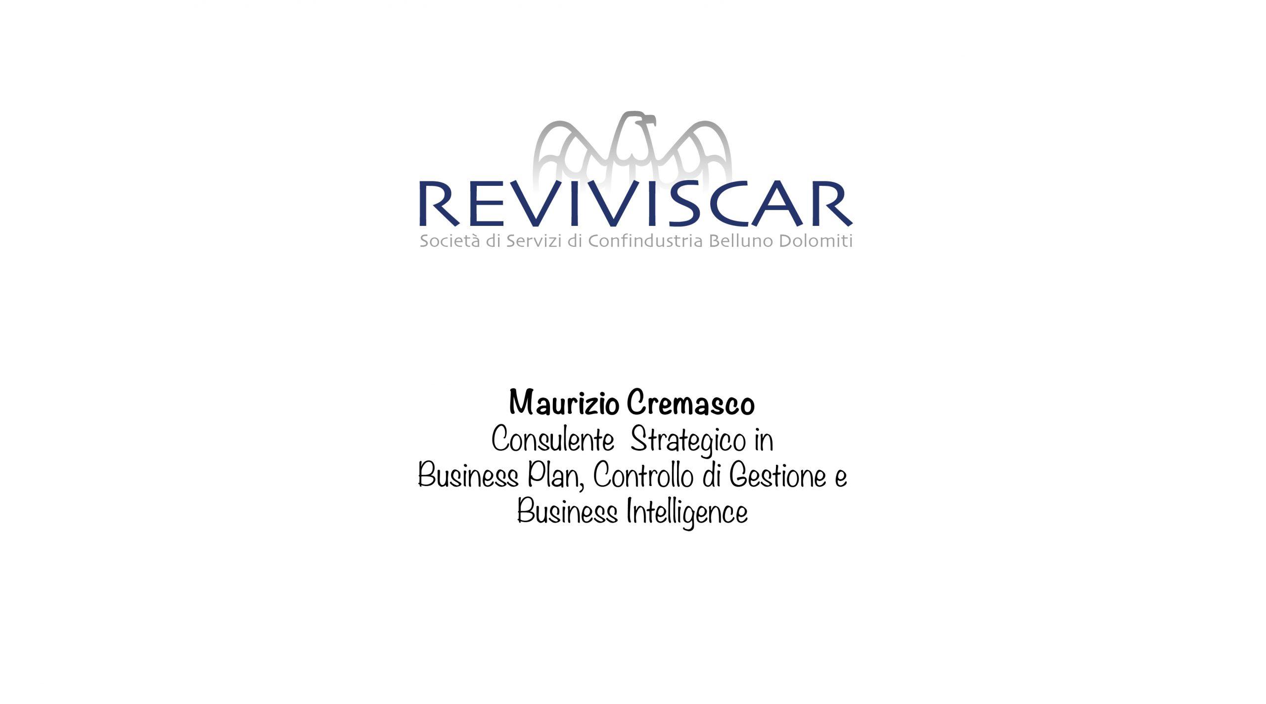 #Andràtuttobene | L'intervento di Maurizio Cremasco – Docente Reviviscar